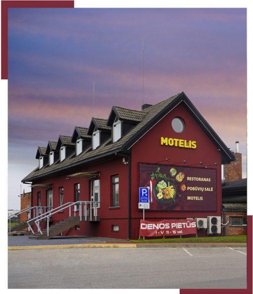 Timejas motelis